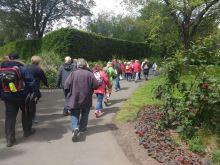 Glasgow volunteer nominated for prestigious award| Charity PR