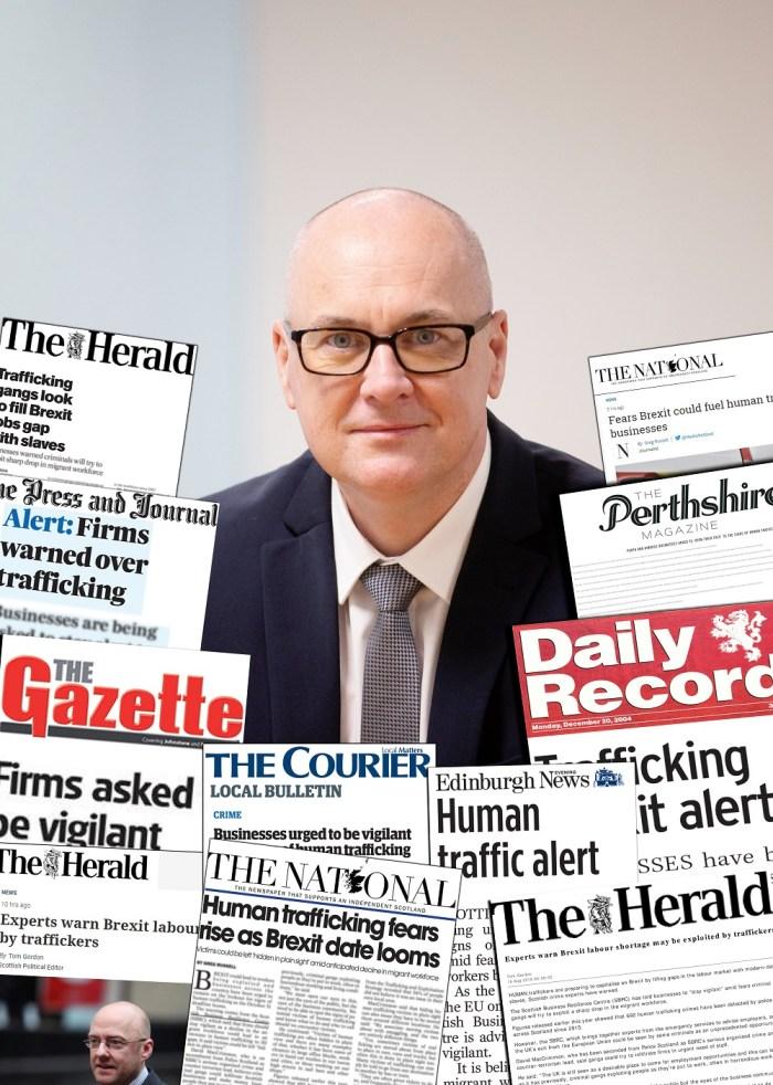 Scottish PR success for SBRC