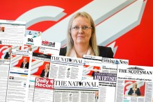 Media success as Eagle Couriers appoints sole director | Scottish PR