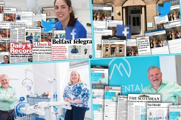 Dental PR agency celebrates a host of coverage for client, Clyde Munro Dental Group