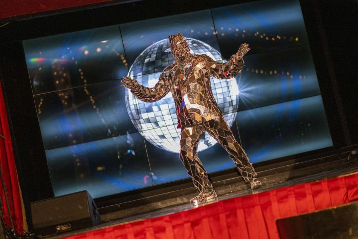 Dazzling silent auction raises roof at circus themed fundraiser. Legal PR