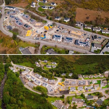 Much-needed affordable homes come to Ullapool | Property PR