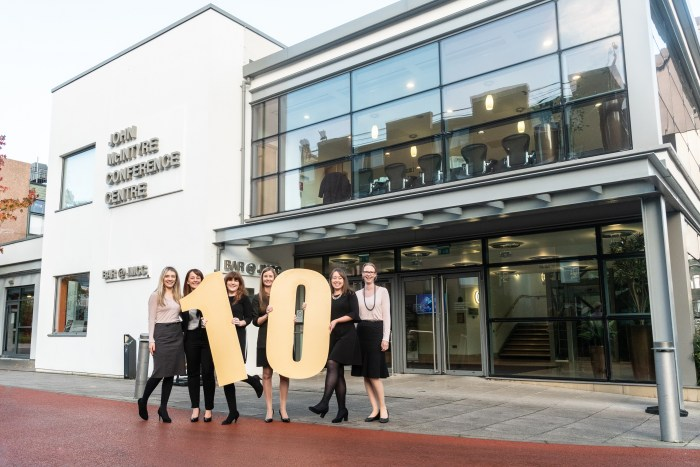 Business  Venue Celebrates a Decade of Hospitality  - Scottish PR Agency