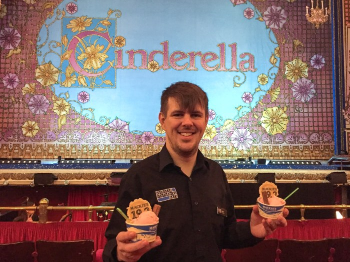 Fairytale ice cream to sleigh audiences this Christmas | food and drink PR