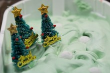 Christmas Tree ice cream that will leave you pining for more | Food PR