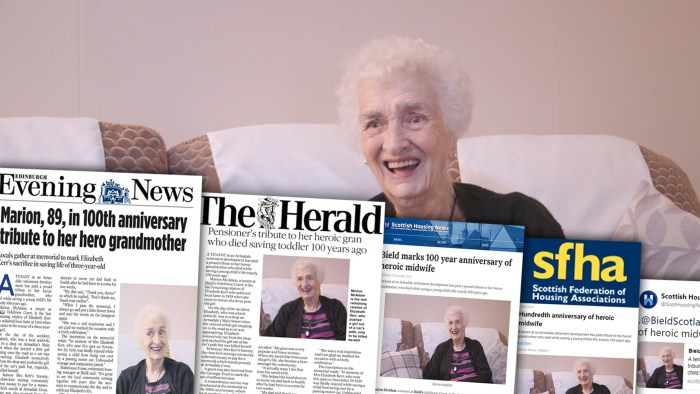 Hearts Captured in Charity PR Press with Heroic Midwife Tribute
