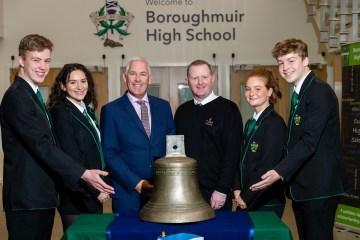 Housebuilder Arrives with Bells On at Boroughmuir | Property PR