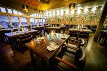 Restaurant interior of Pier Brasserie   Restaurant PR