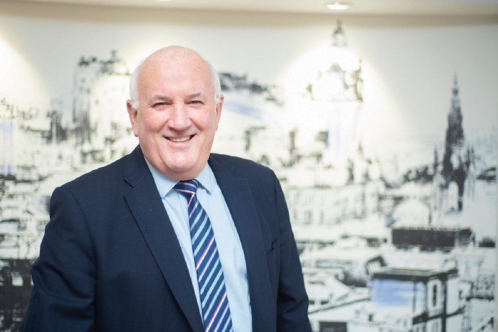 Tom Flockhart managing founder and director of Capital Document Solutions Professional PR told by award winning public relations agency Holyrood PR Edinburgh