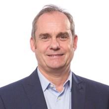 Scottish PR photography headshot of Bobby Duffy Chief Executive Officer