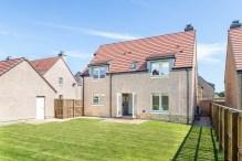 Property PR photography exterior Plot 17 - Fentoun Green - Gullane - CALA Homes (East)