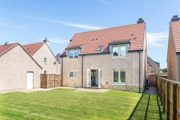 Property PR photography exterior Plot 17 - Fentoun Green - Gullane - CALA Homes (East)