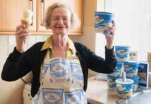 food and drink PR photography, Mackie's of Scotland lifetime supply winner - Calluna Studio
