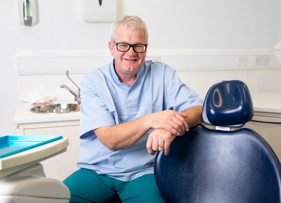 Dental PR photography, Sandgate Dentistry, Clyde Munro Dental Group - Mark Fitzpatrick