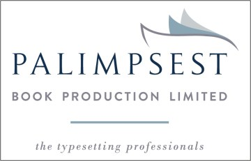 Scottish PR photography, Palimpset Book Production Logo, Ownership Associates.