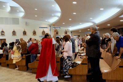 Pentecost Sunday 1-18