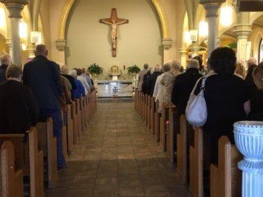 Holy Spirit Parish - St Rose Aisle