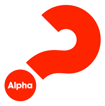 Is there more to life than this?  Try Alpha!