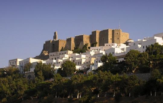 Monastery and Chora-Patmos-2