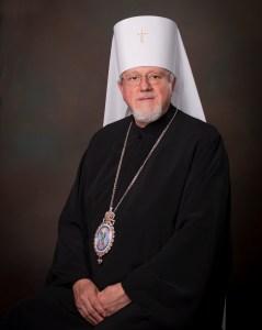 20121203 Ukrainian Orthodox Church of the U.S.A. Metropolitan Antony