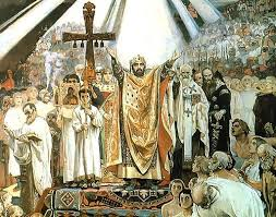 Equal of the Apostles Great Prince Volodymyr 2