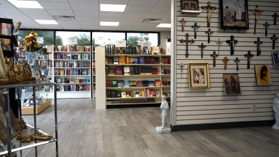 Holy Trinity Catholic Books and Gifts - Store View