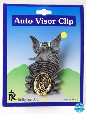 Visor Clips