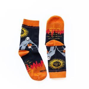 St. Ignatius of Loyola Socks