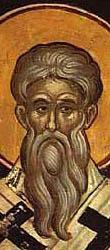Hieromartyr Hierotheus, biskop av Aten