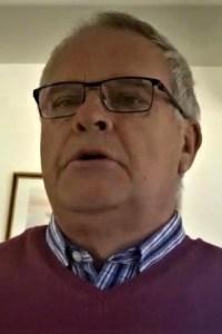 Geoff Pritchard - PCC member