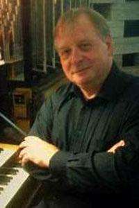 James Lloyd Thomas Director of music (Ex officio member)