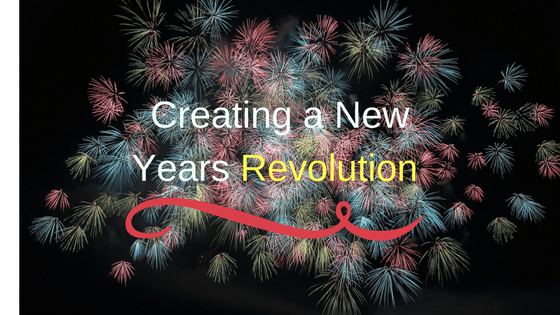 Creating a New Year's Revolution