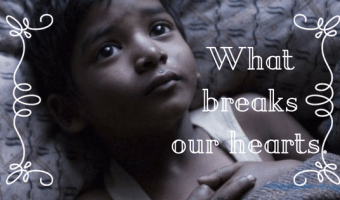 What Breaks Our Hearts