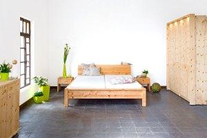 Moderne Schlafzimmer Aus Zirbenholz – Caseconrad.com