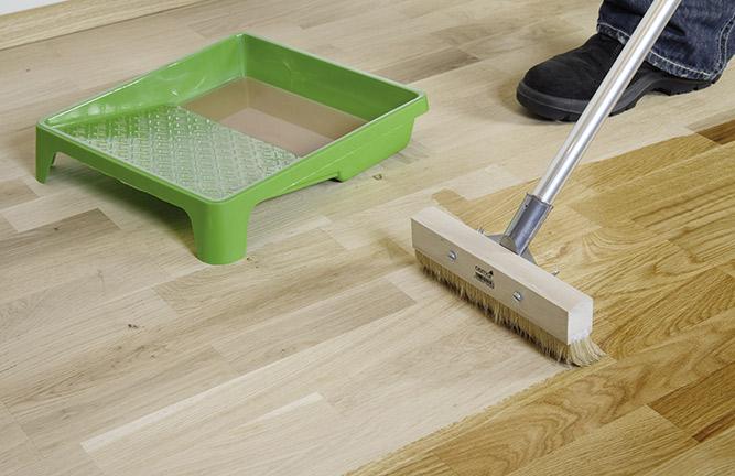Bodenpflege Hartwachs