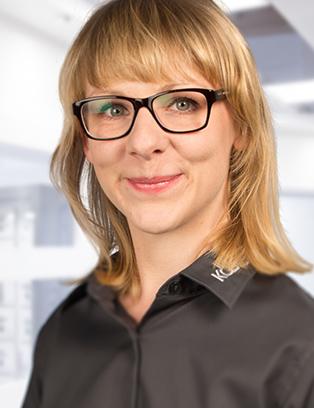 Mitarbeiterin Daniela Gueldenpfennig