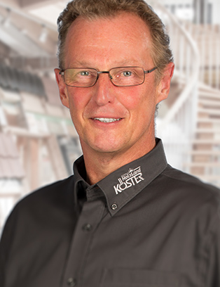 Mitarbeiter Thomas Hein