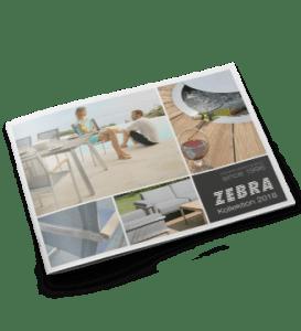 Katalog Gartenmöbel, Loungegruppen zebra