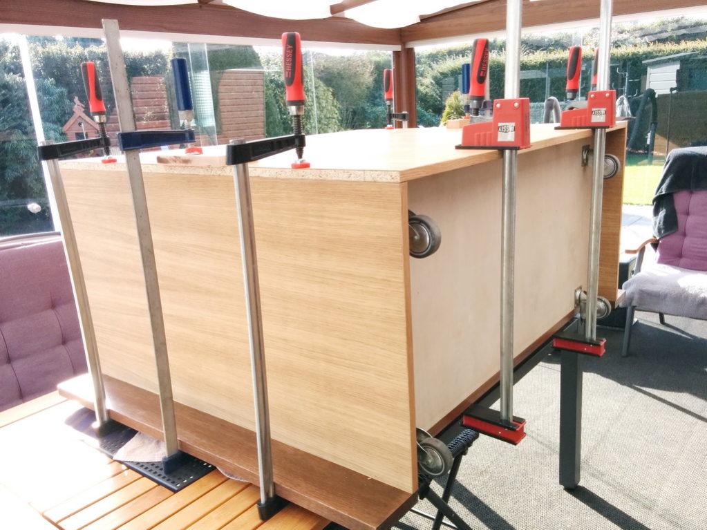 Gartenbar Mit Zapfanlage Selber Bauen Holzwerkerblog Com