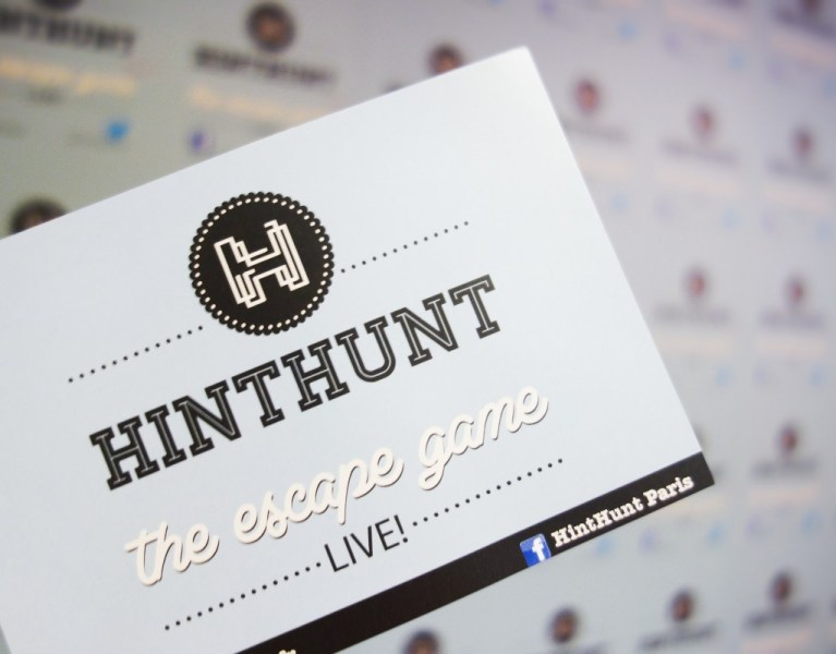 Hint Hunt Escape Game Paris