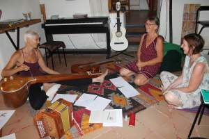 ateliers, stages, voix, chant - Hombeline