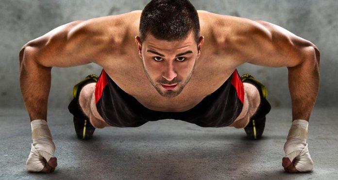 Flexiones según tu objetivo