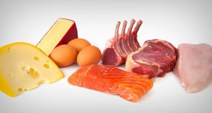El exceso proteico