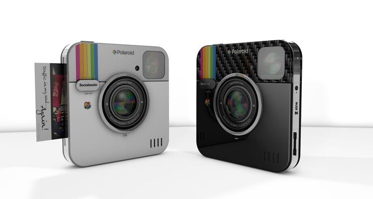 Instagram+Polaroid= Socialmatic