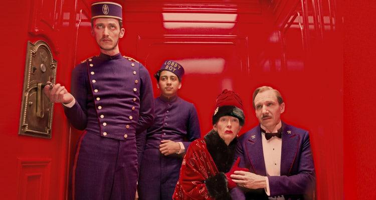 Cine: 'El Gran Hotel Budapest'