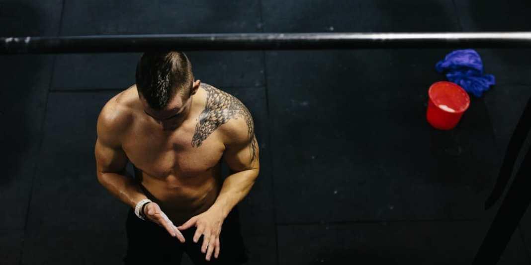 comer pollo ganar masa muscular