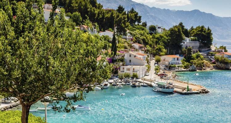 Costas e historia en Split