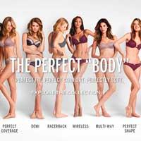 Los polémicos 'cuerpos perfectos' de Victoria's Secret