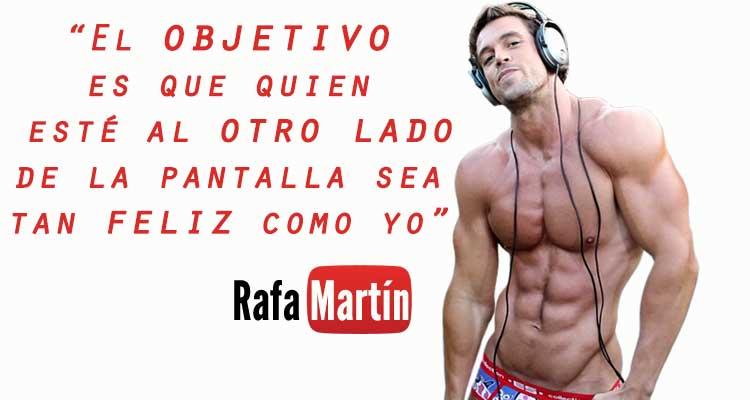 La entrevista: Rafa Martín