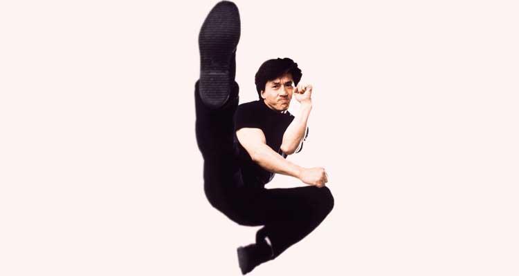 Jackie Chan o 'La leyenda del luchador borracho'